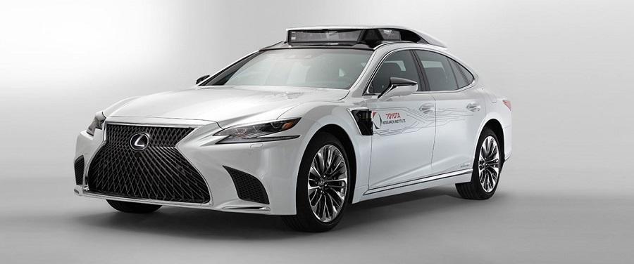 tendances ces 2019 voiture autonome