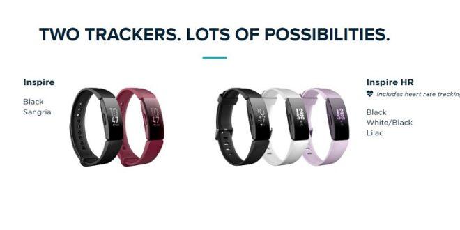 Fitbit lance deux bracelets connectés dédiés au marché de la santé