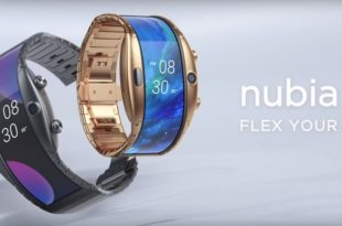 nubia alpha smartwatch phone