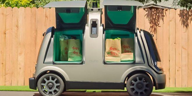 Softbank investit 940 millions de $ dans les voitures autonomes de Nuro
