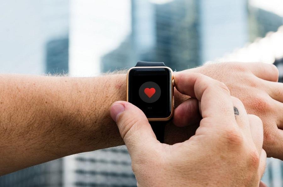 apple watch marche wearable