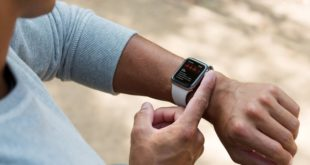apple watch sante morgan stanley