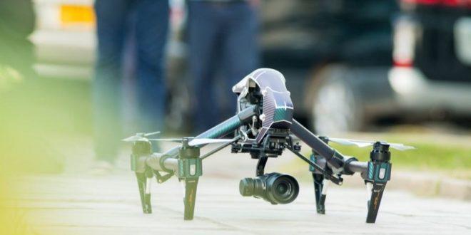 Drones professionnels : leur nombre va tripler d'ici 2023 aux USA