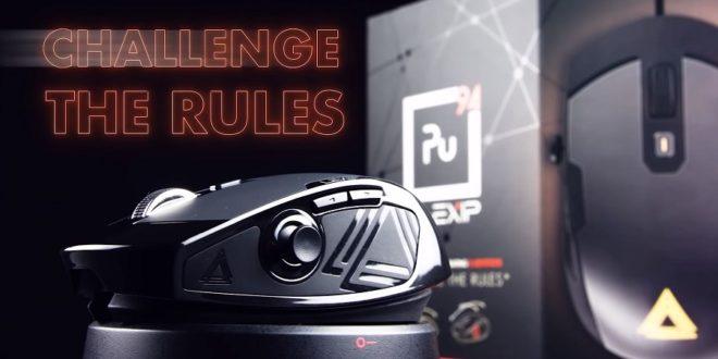 Lexip PU94 : une souris Gaming devient l'objet d'un partenariat BtoB