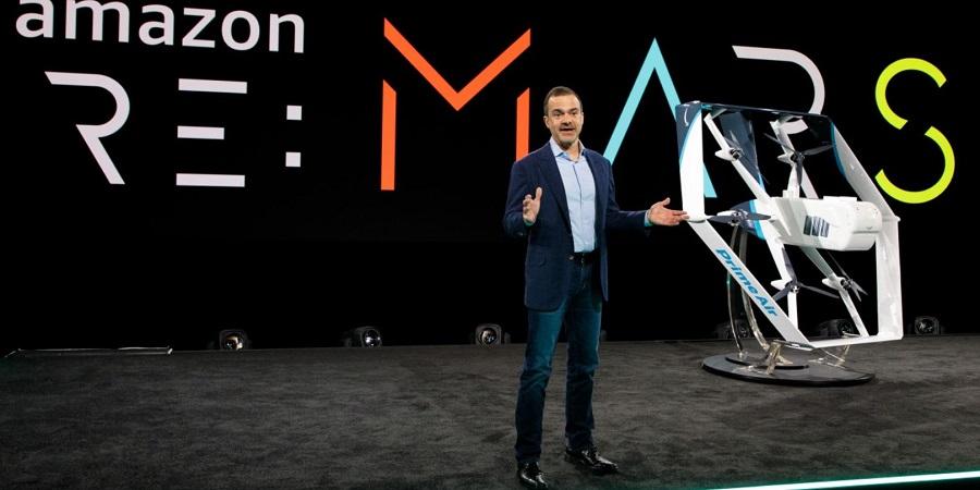 drone autonome amazon prime air