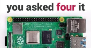 raspberry pi 4 disponible