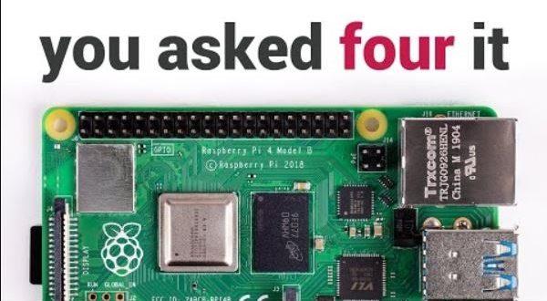 Raspberry Pi 4 enfin disponible : un gain de performance très appréciable