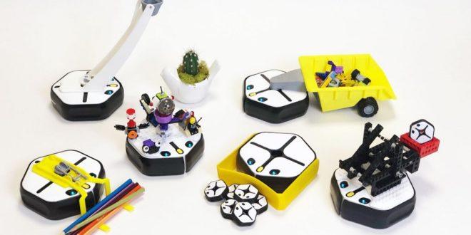 iRobot se renforce sur le marché éducatif avec le rachat de Root Robotics