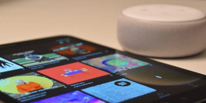 Adobe XD permet d'exporter des skills Alexa sur les enceintes équipées