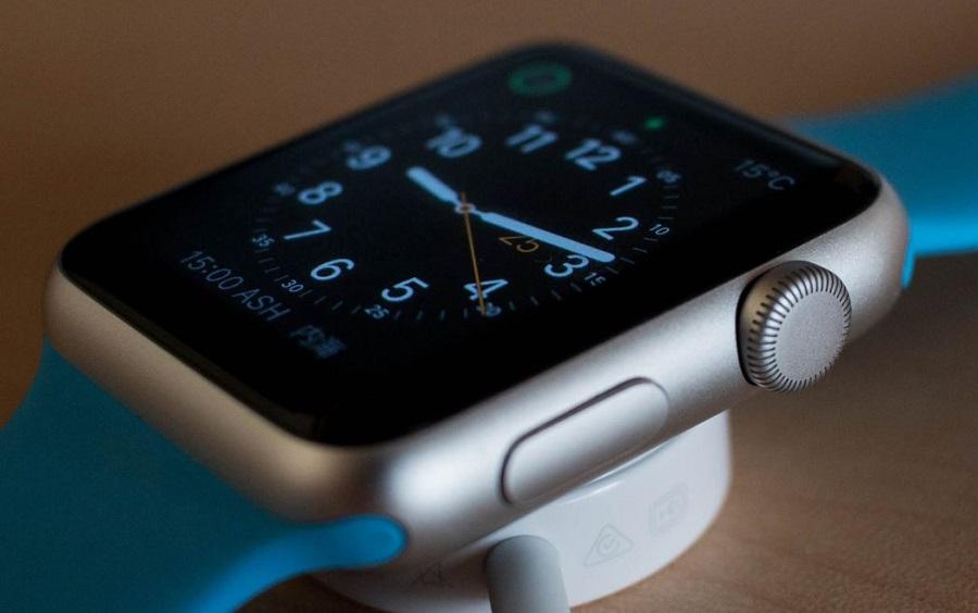 apple watch micro led