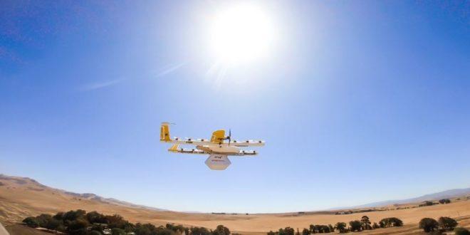 Wing Aviation : les drones autonomes livreront avec FedEX et Walgreens
