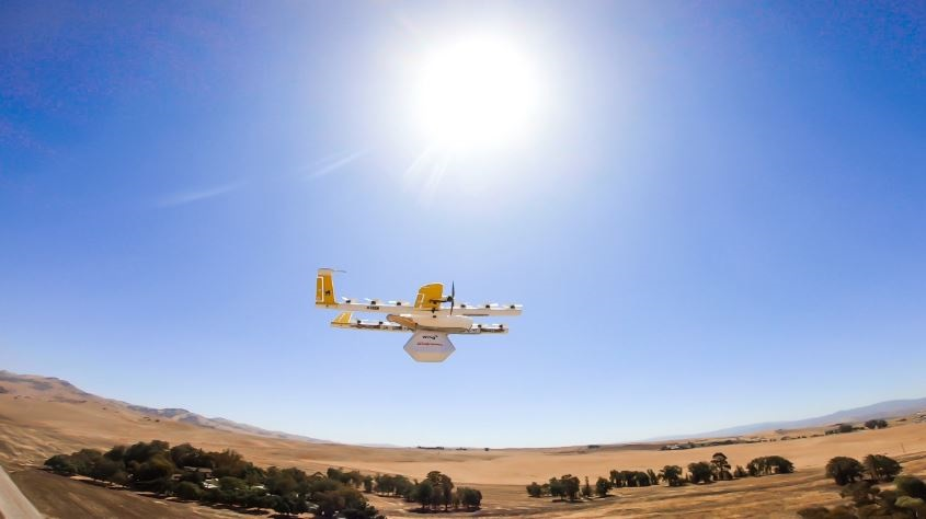 wing aviation drone