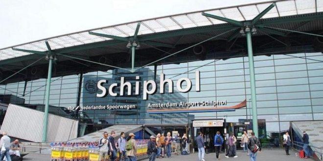 amsterdam aeroport schiphol reaseau iot