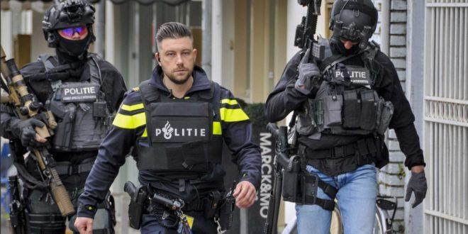 police hollandaise botnets iot