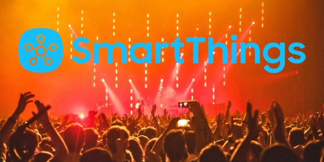 samsung smartthings 45 millions