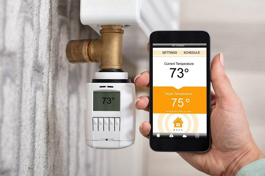 thermostat comparo