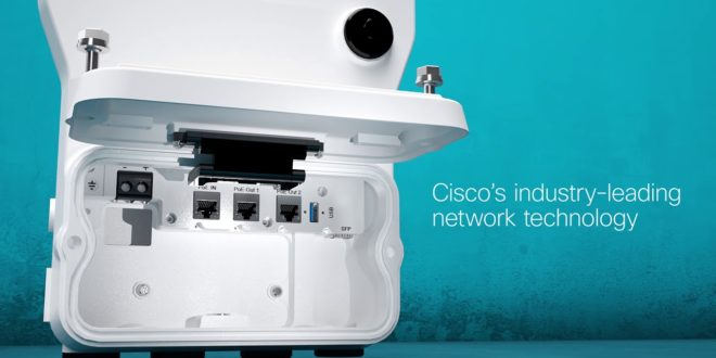 Cisco reçoit l'award Industrial IoT Innovation of the Year 2020