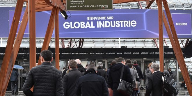 Global Industrie : le futur de l'industrie converge à Paris du 31 mars au 3 avril 2020