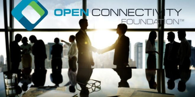 open connectivity foundation ocf ces