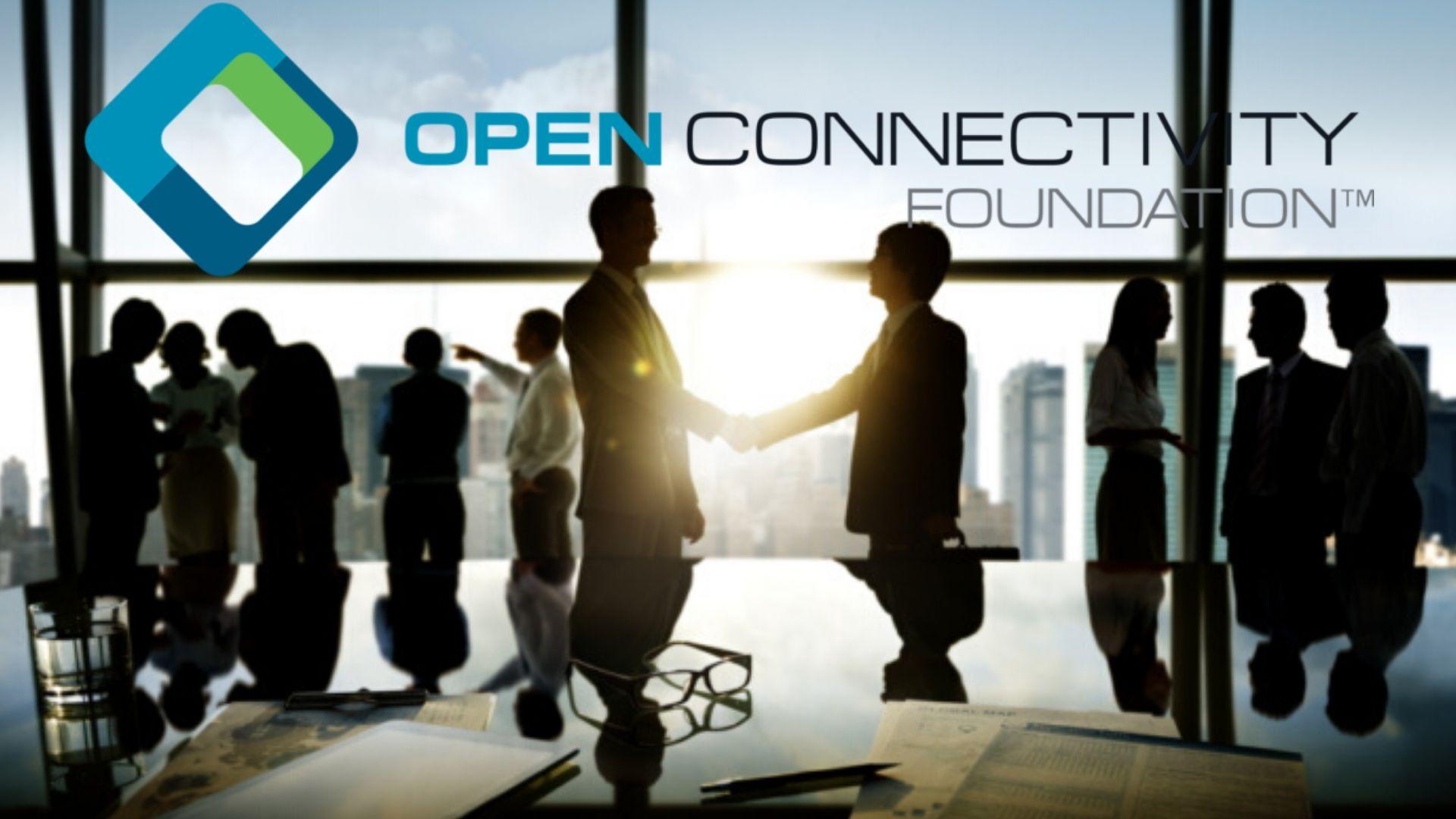 open connectivity foundation ocf ces
