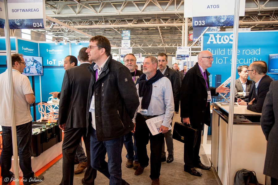 allée salon iot world