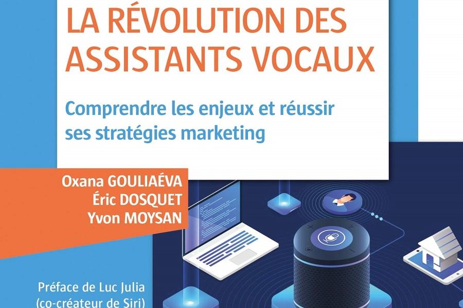 couverture revolution assistants vocaux