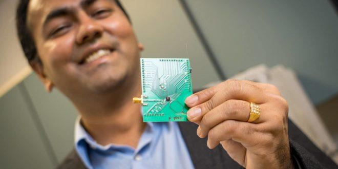 Une puce WiFi pour l'IoT créée en Californie consomme 5000 fois moins d'énergie