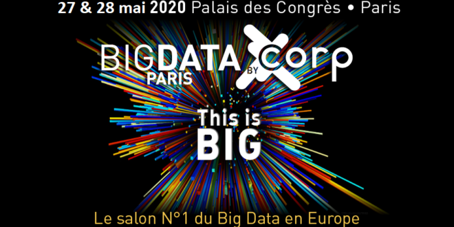 nouvelles dates BigDataParis