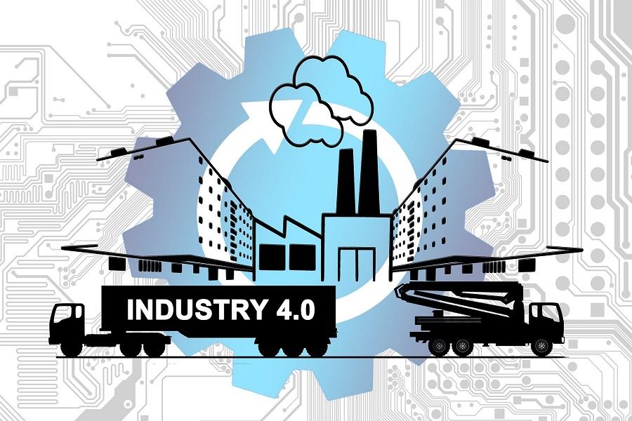 industrie 4.0 et semi conducteur