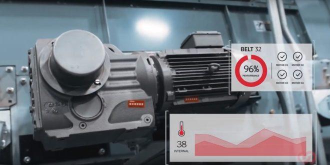 MHS Insights : solution IoT de maintenance prédictive pour les installations logistiques