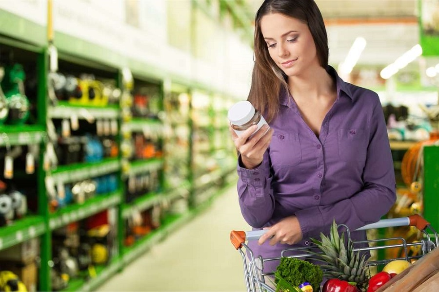 nutrition label for iot