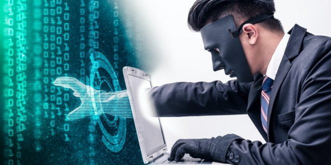 cybercriminel hacking