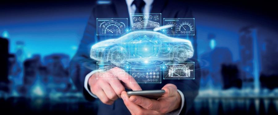 smartphone smart car control