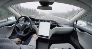 tesla voiture autonome niveau 5