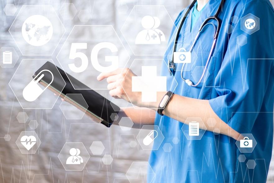5g système de santé