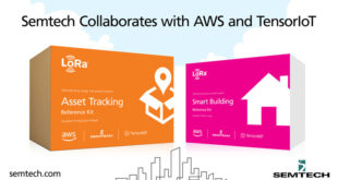 semtech collaboration aws tensoriot