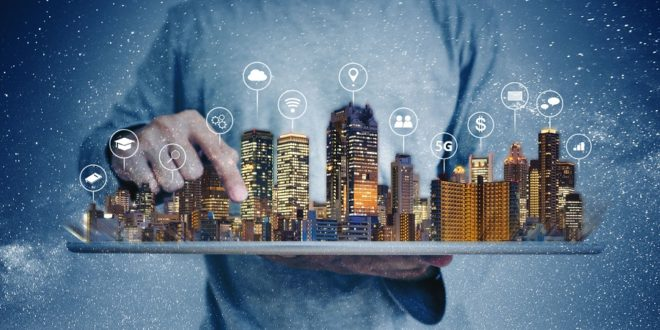 smart city plateau