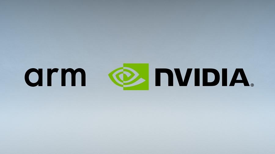 nvidia acquisition arm