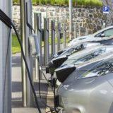 tendance borne recharge véhicules électriques
