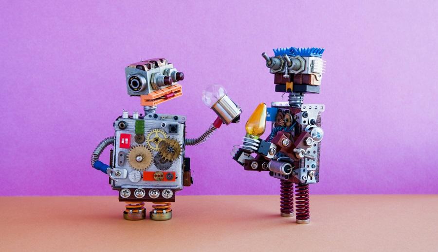 robot et iot