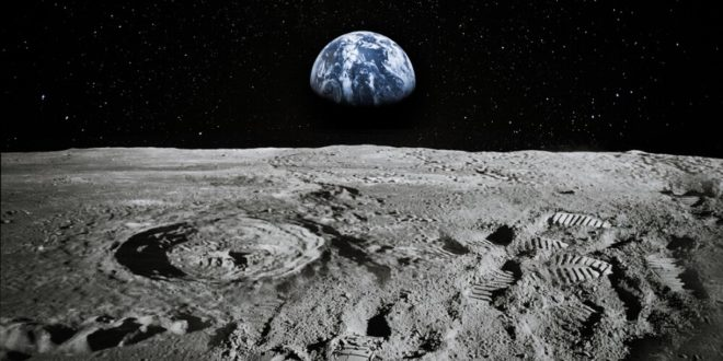La NASA envoie Nokia sur la lune pour y installer un réseau mobile