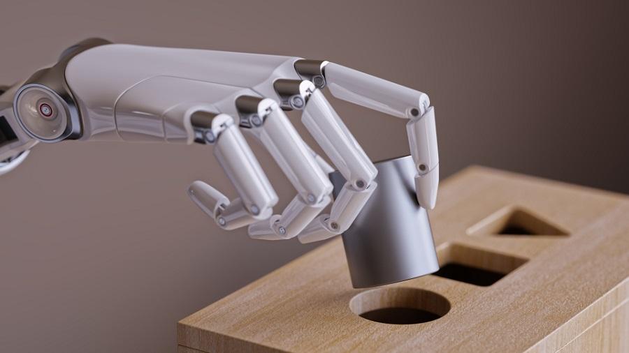robot qui apprend