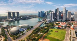 singapour top smart city