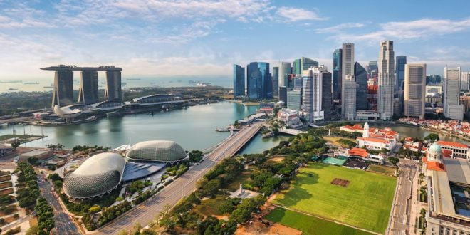 Singapour classée meilleure ville intelligente de 2020 selon le rapport Smart City Index