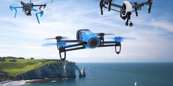 Vodafone et Ericsson : des trajectoires de vol sûres pour les drones