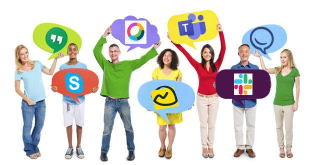 Messagerie pour entreprise : top des meilleures applications de communication