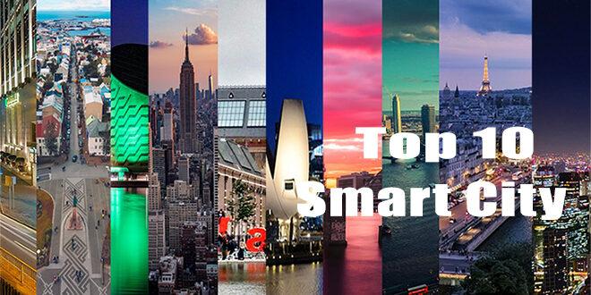 Top smart City