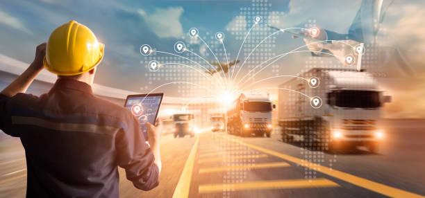 IoT industrie tralsport