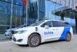 AutoX marque 100 jours de service RoboTaxi entièrement autonome à Shenzhen