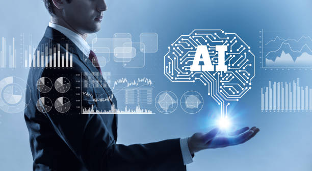 Intelligence artificielle concept